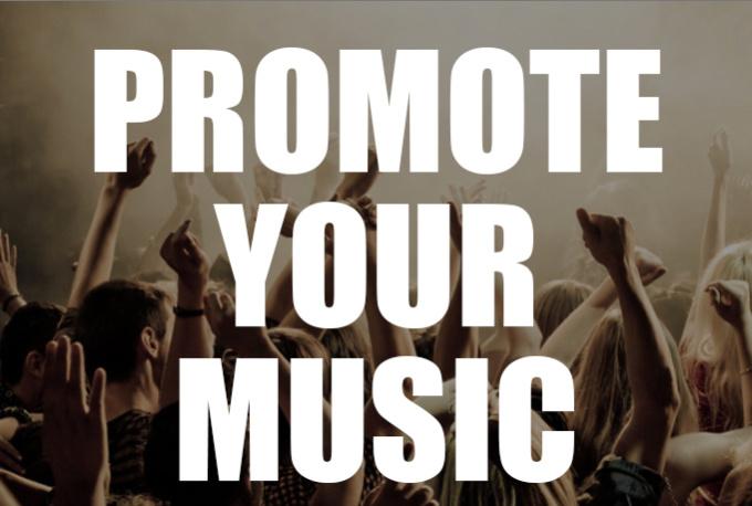 Music Promotion Advertising