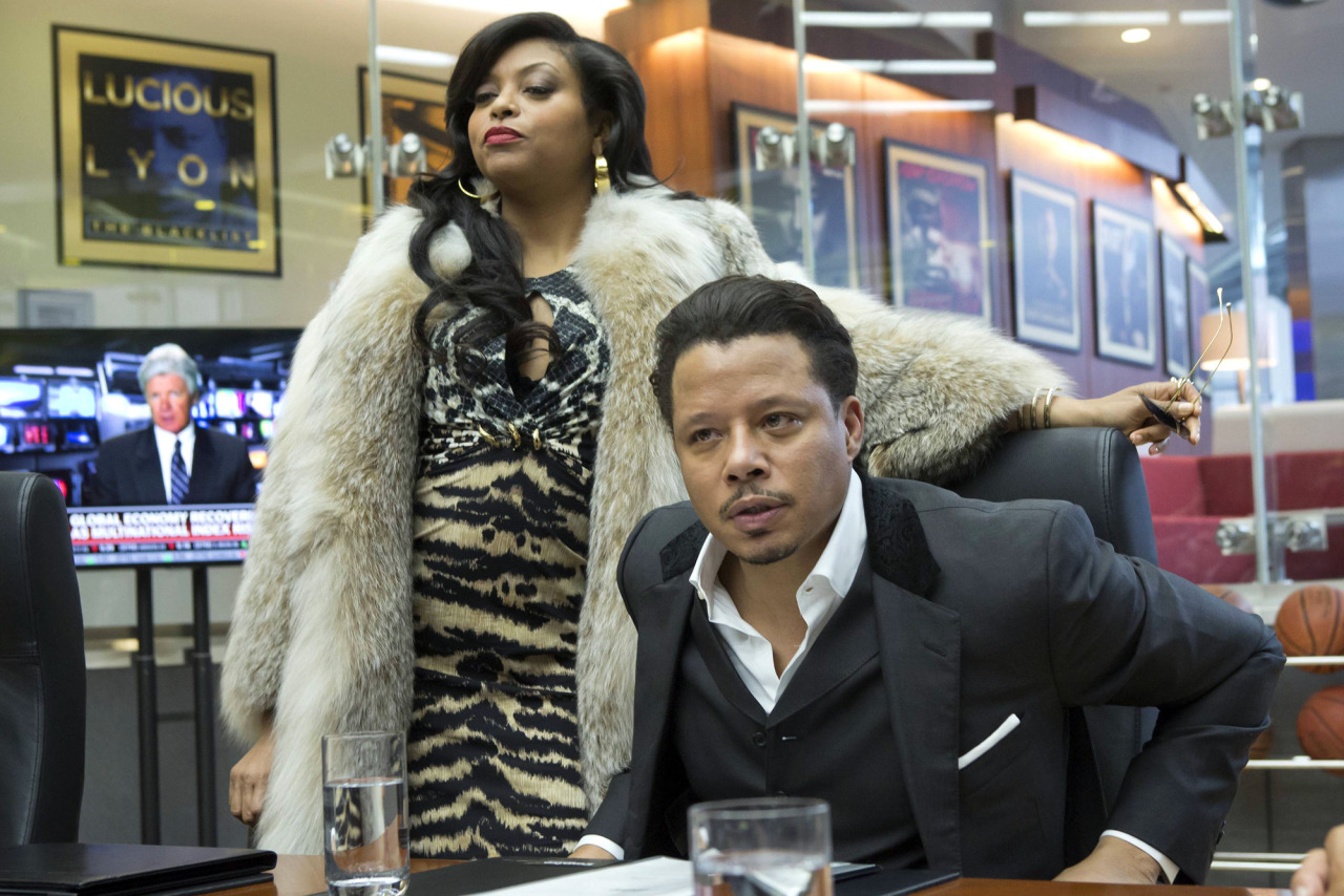 tvseries pilot movie empiretvshow empire tvshow tarajip terrencehoward musicindustry musicbusiness money power respect