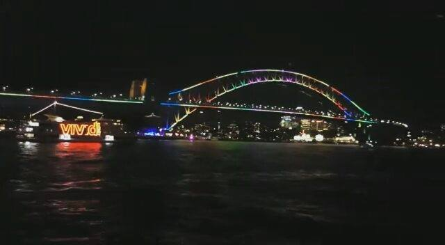 vividsydney festival light music idea darlingharbour operahouse australia illumination night travel sydney sydneyharbour
