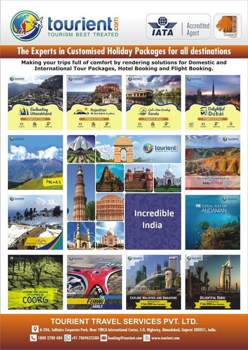 vacation experts Holiday travel Tourism incredibleindia