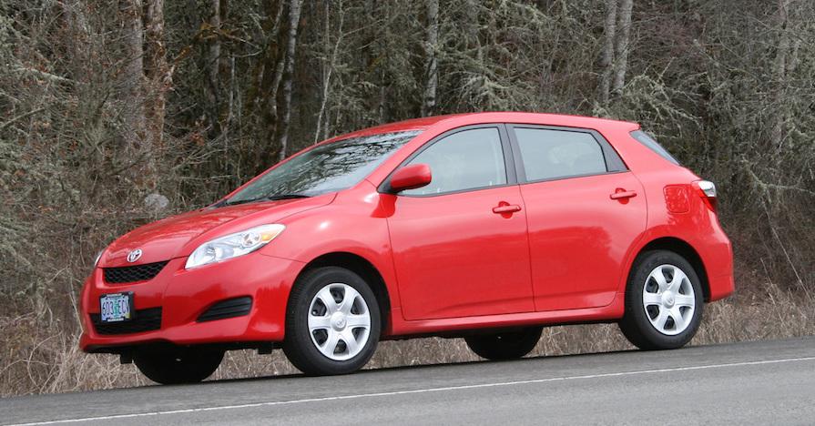 BadgeEngineering ChevroletCityExpress LifeStyle PontiacVibe Discontinued