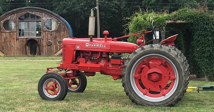 KnowHow Battery FarmTractor Tractor FarmEquipment