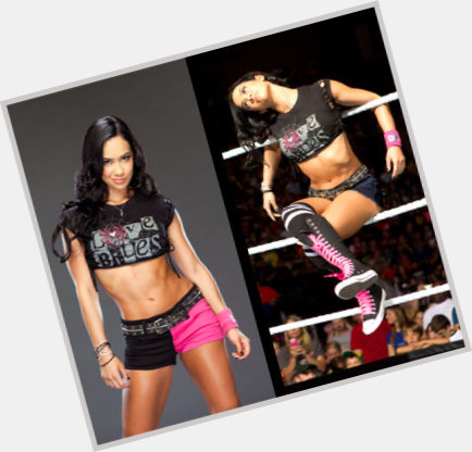 AJ Lee birthday 2015
