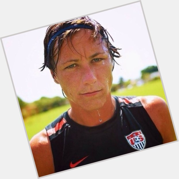 Abby Wambach birthday 2015