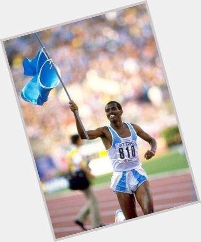 Abdi Bile birthday 2015