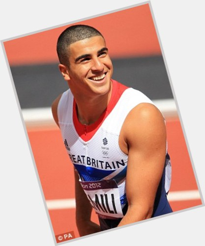 Adam Gemili birthday 2015