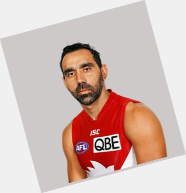 Adam Goodes birthday 2015