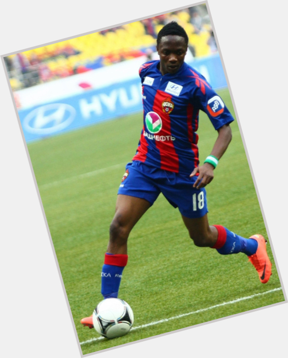 Ahmed Musa birthday 2015