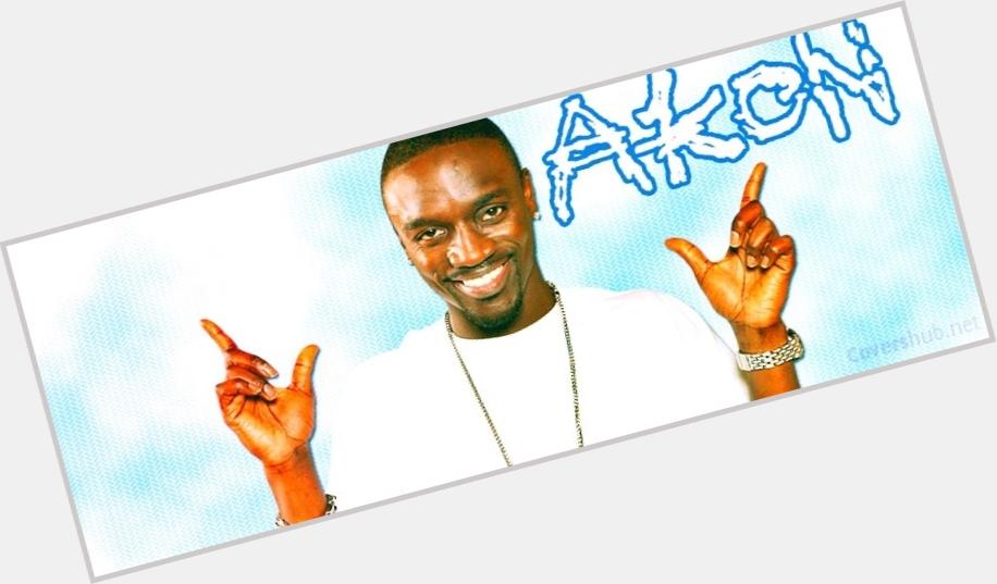 Akon Thiam birthday 2015