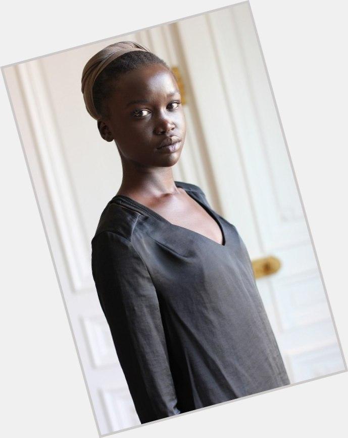 "<a href=""/hot-women/akoul-de-mabior/where-dating-news-photos"">Akoul De Mabior</a> Slim body,  black hair & hairstyles"