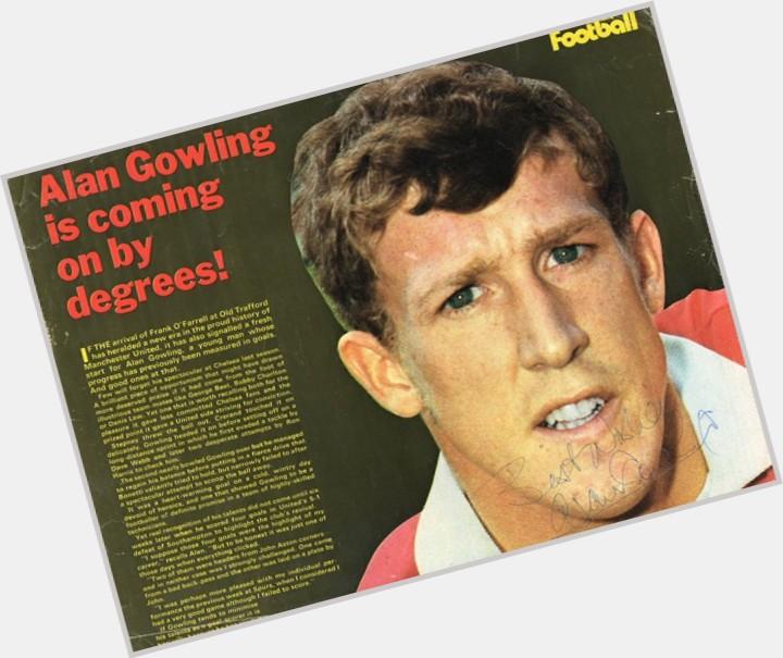 Alan Gowling birthday 2015
