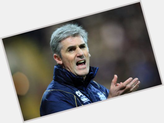 Alan Irvine birthday 2015