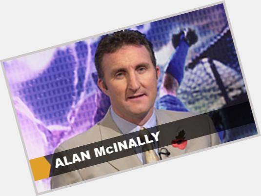 Alan Mcinally birthday 2015