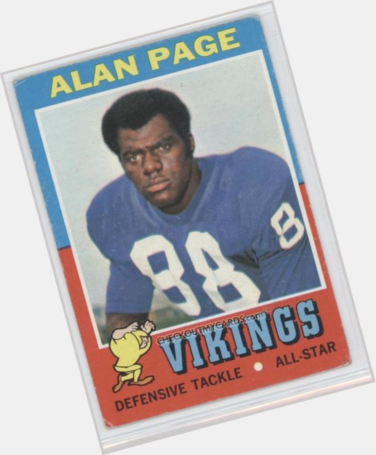 Alan Page birthday 2015