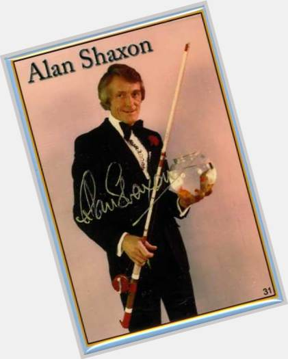 Alan Shaxon birthday 2015