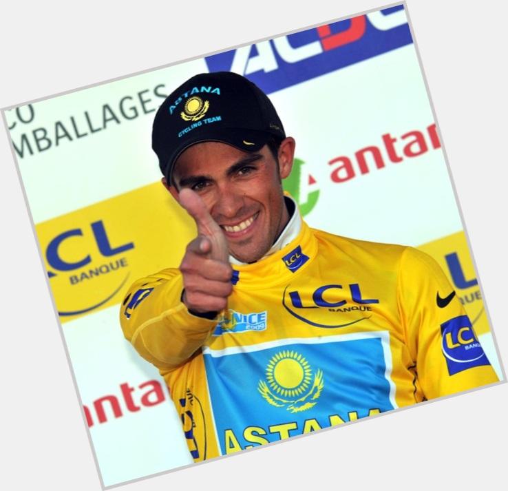 Alberto Contador birthday 2015