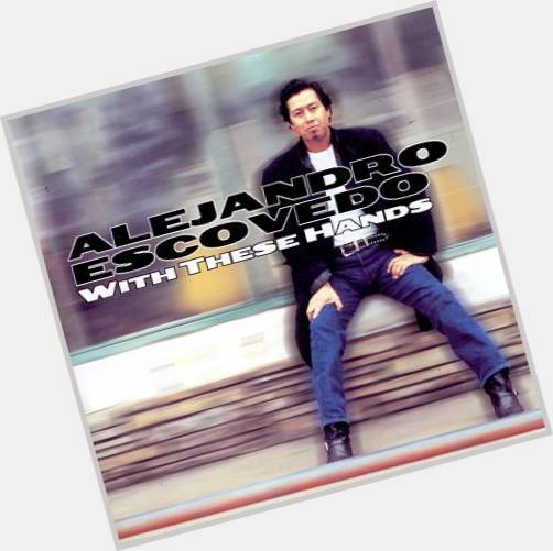 Alejandro Escovedo marriage 3