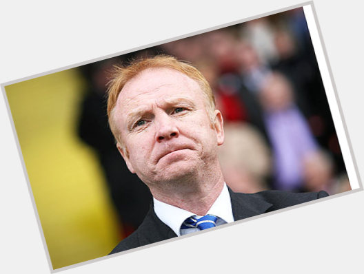 Alex McLeish birthday 2015