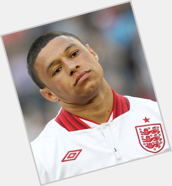 Alex Oxlade-Chamberlain birthday 2015