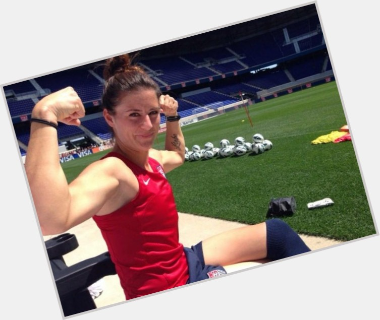 Ali Krieger where who 8
