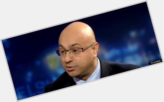 "<a href=""/hot-men/ali-velshi/is-he-married-christine-romans"">Ali Velshi</a> Average body,  bald hair & hairstyles"