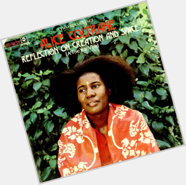 Alice Coltrane hairstyle 9