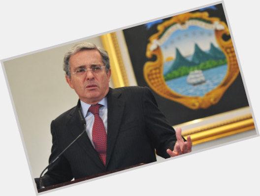 Alvaro Uribe dating 2