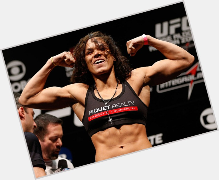 Amanda Nunes birthday 2015
