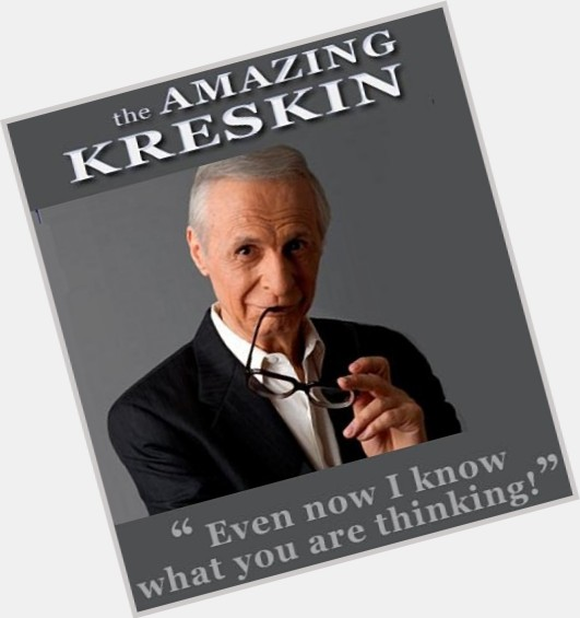 Amazing Kreskin birthday 2015