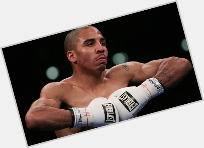 Andre Ward birthday 2015