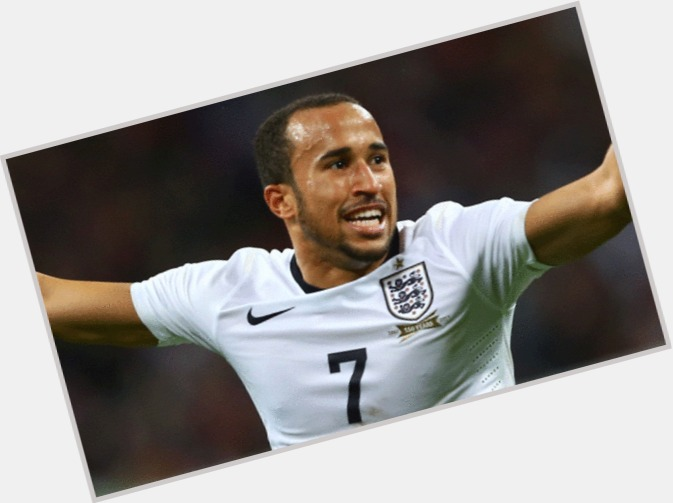 Andros Townsend birthday 2015