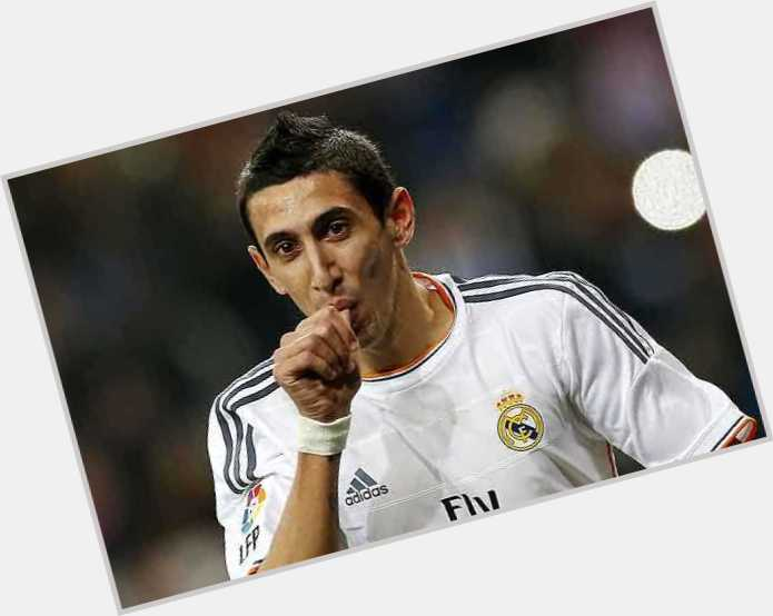 Angel di Maria birthday 2015