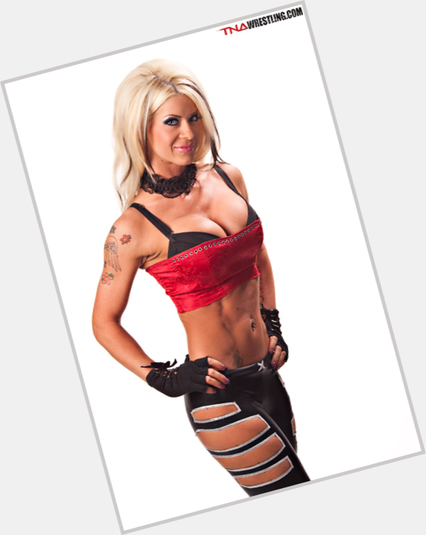Angelina Love birthday 2015