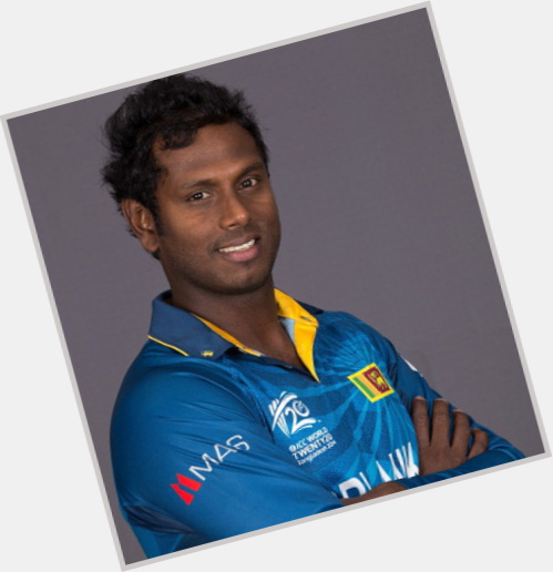 Angelo Mathews birthday 2015