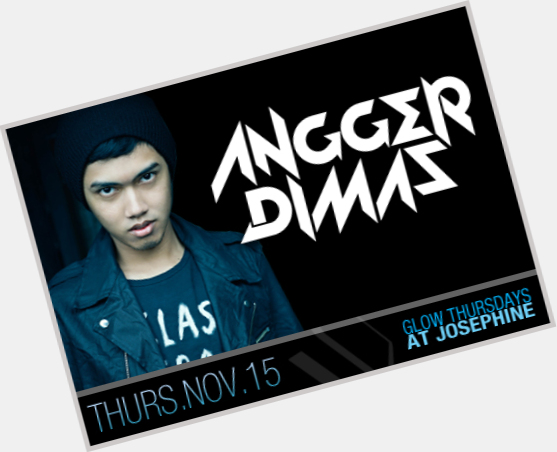 Angger Dimas birthday 2015