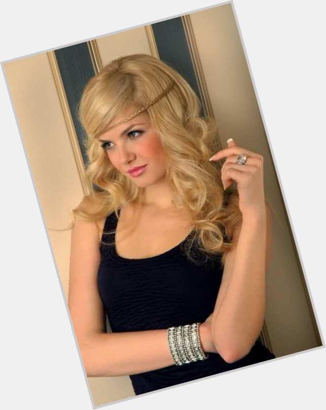 "<a href=""/hot-women/anja-saranovic/where-dating-news-photos"">Anja Saranovic</a> Slim body,  dyed blonde hair & hairstyles"