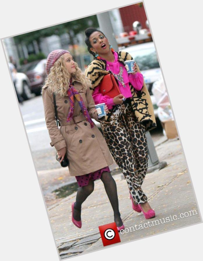 """<a href=""""/hot-women/anne-sophia/where-dating-news-photos"""">Anne Sophia</a>  blonde hair & hairstyles"""