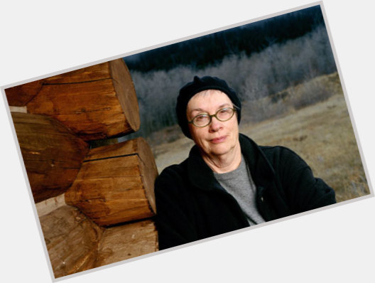 Annie Proulx dating 2