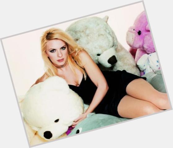 "<a href=""/hot-women/annita-pania/where-dating-news-photos"">Annita Pania</a> Average body,  dyed blonde hair & hairstyles"