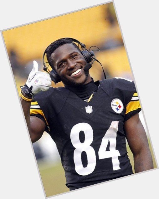 Antonio Brown birthday 2015