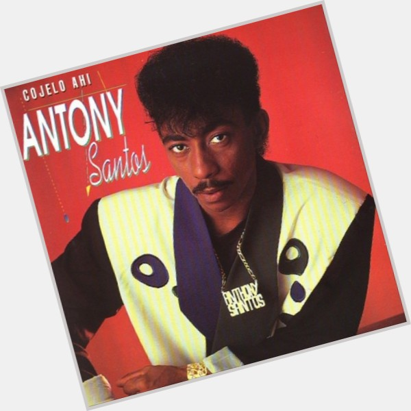 Antony Santos birthday 2015