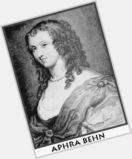 aphra behn research paper Research paper i am aphra behn this is my journey december 4, 1676 writer's block oh, my grief i absolutely despise how trying to make ends meet infiltrates my mind and ceases my creative juices to continue flowing.
