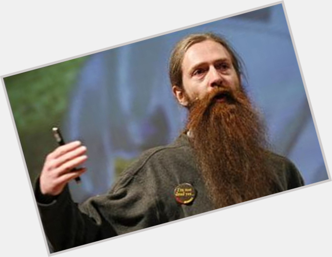 Aubrey De Grey birthday 2015