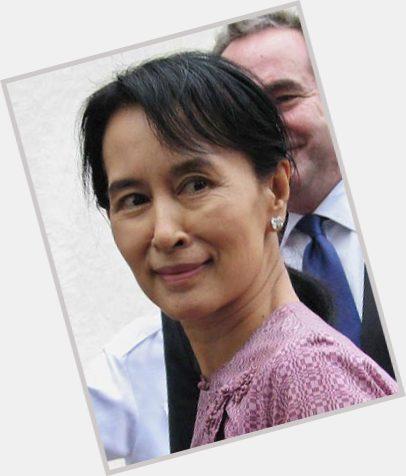Aung San Suu Kyi dating 2