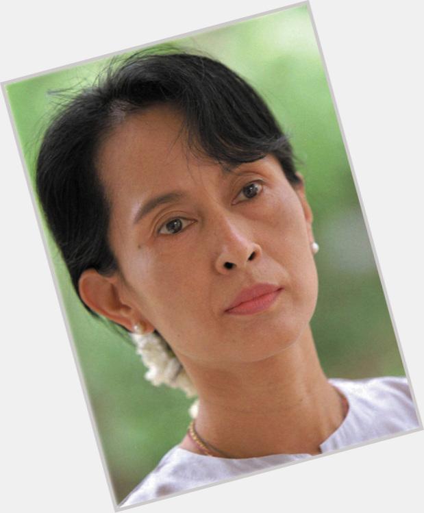 Aung San Suu Kyi new pic 1