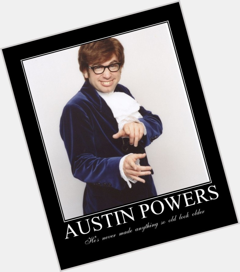 "<a href=""/hot-men/austin-powers/where-dating-news-photos"">Austin Powers</a> Average body,  dark brown hair & hairstyles"