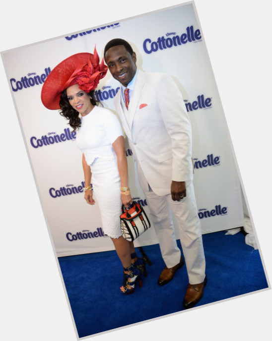 Avery Johnson marriage 4