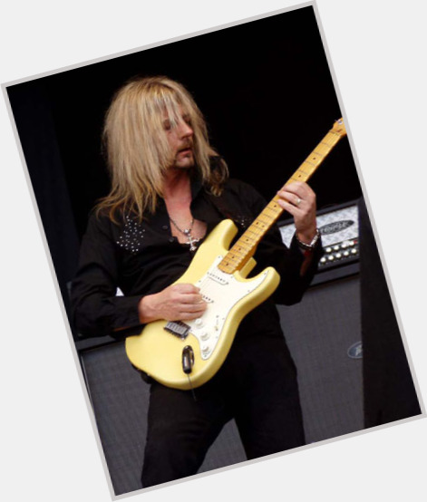 """<a href=""""/hot-men/axel-rudi-pell/where-dating-news-photos"""">Axel Rudi Pell</a> Average body,  dyed blonde hair & hairstyles"""