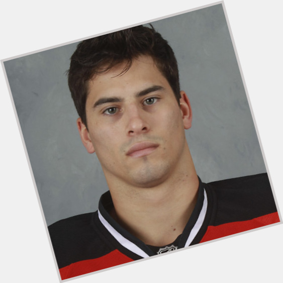 Adam Henrique dark brown hair & hairstyles Athletic body,