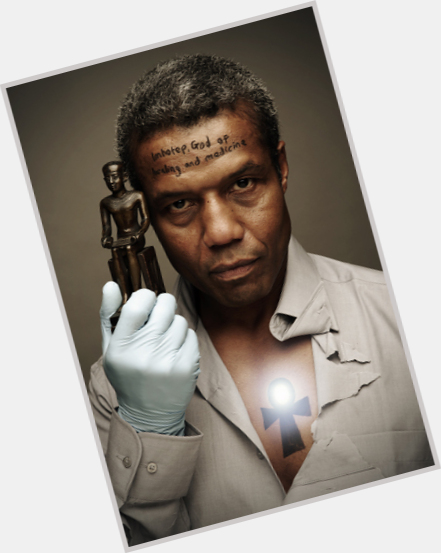 Hugh Quarshie birthday 2015